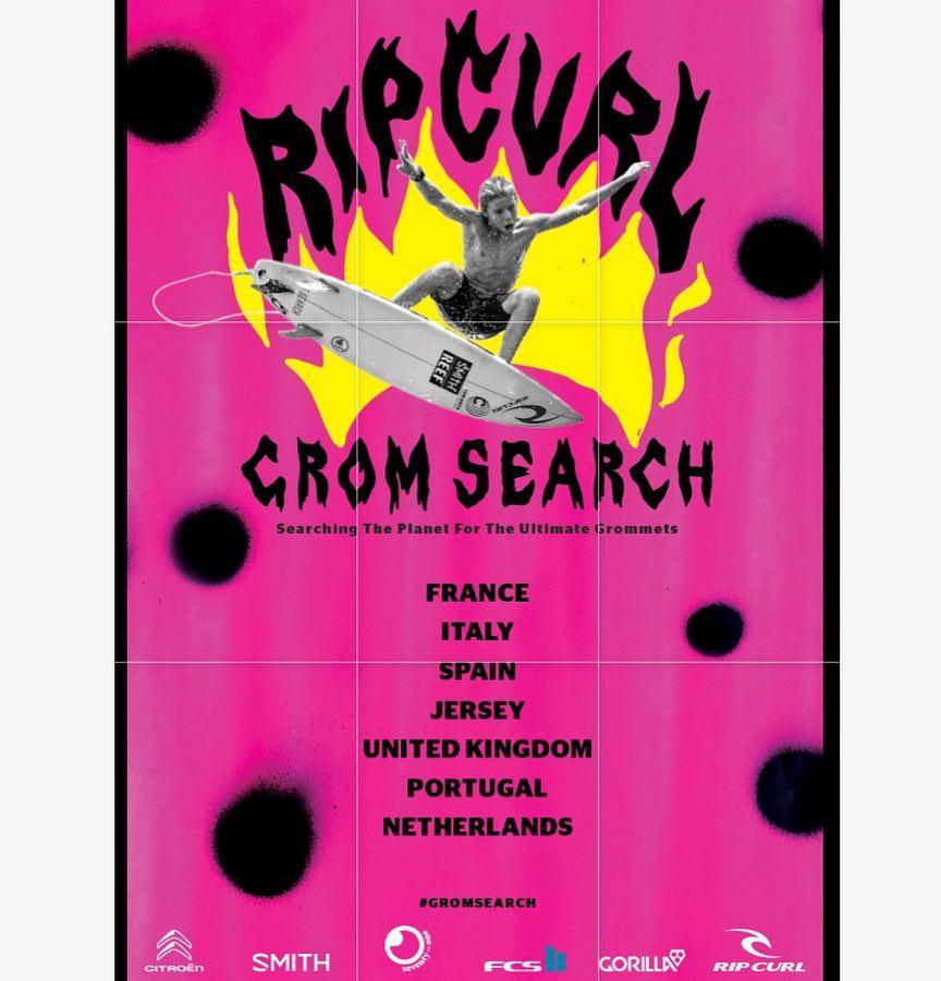 ripcurl, gromsearch