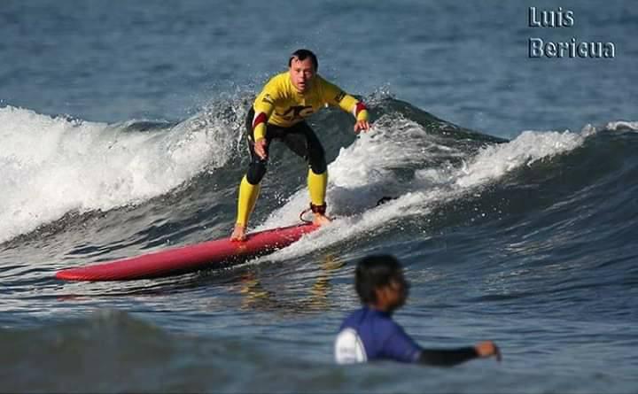 surf adaptado Asturias