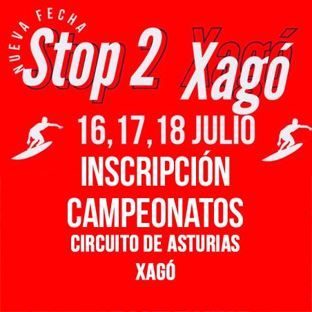Campeonato de surf de Xagó